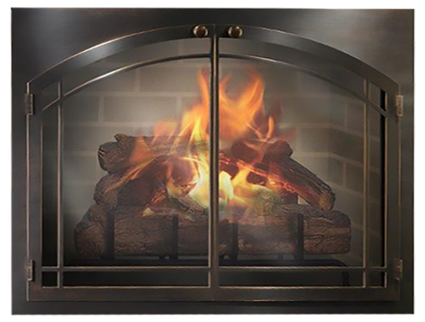 Do I Need Glass Doors On My Stove Or Fireplace?