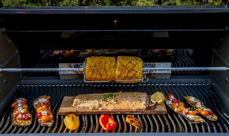 How to Cook Up a Meat-less Meal on the Grill
