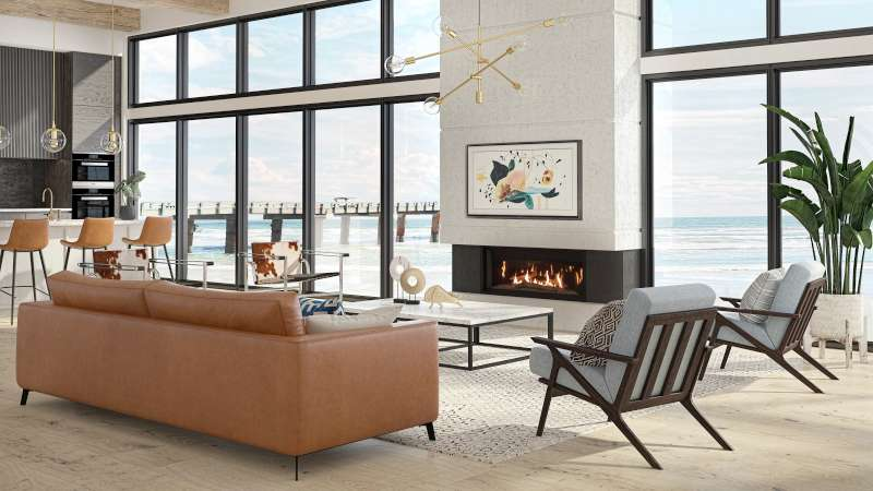 Can A Fireplace Heat The Whole House?