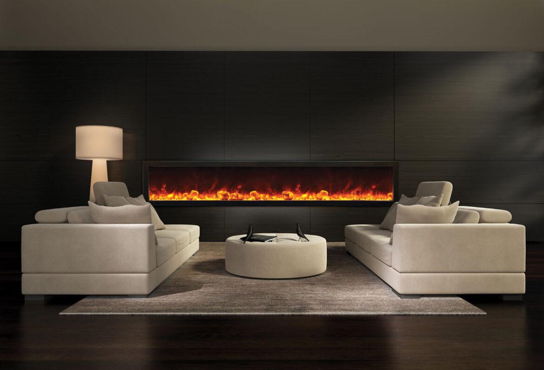 Electric fireplace, BI-88 by Amantii