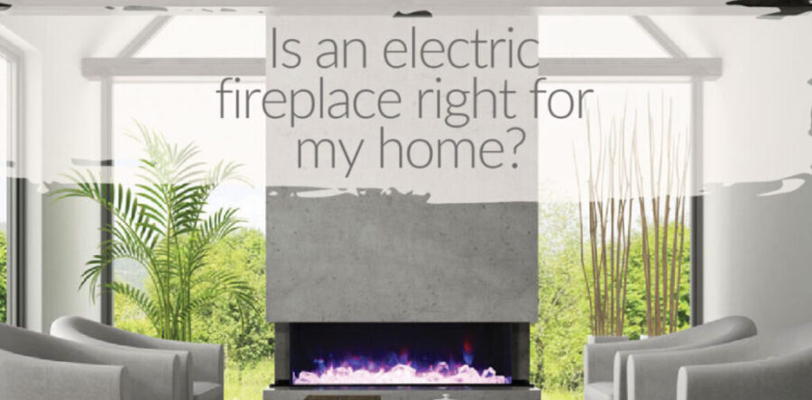 Do Electric Fireplaces Heat?