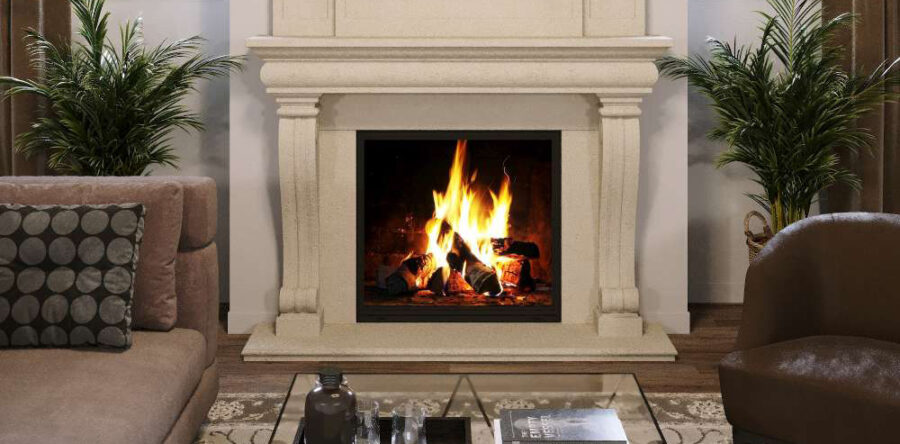 What to Do When Your Brick Fireplace is Cracked – Patch it or Line it?