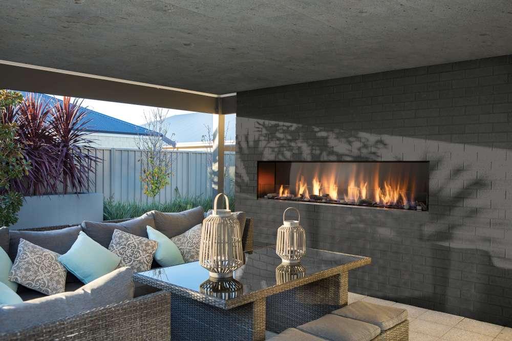 Barbara Jean Linear Fireplaces
