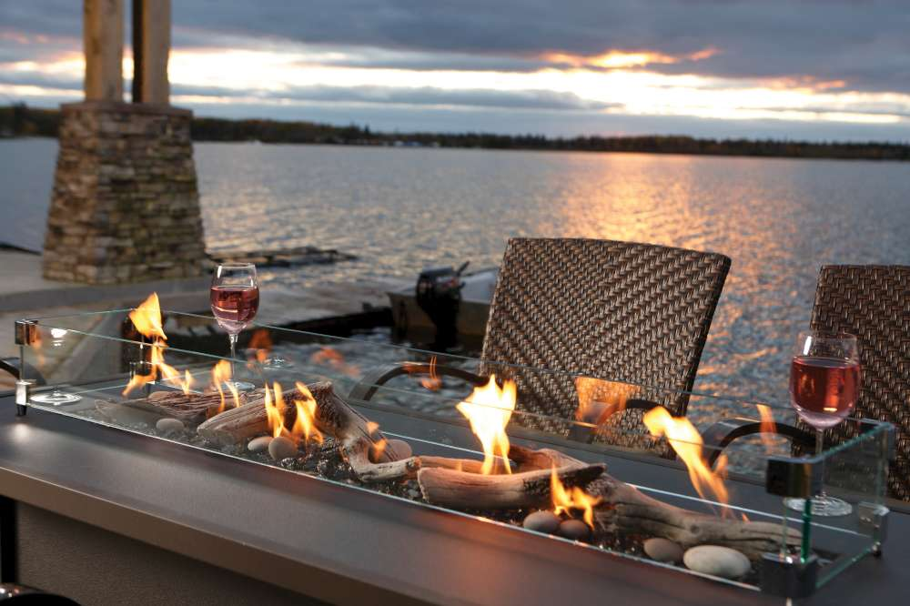 Barbara Jean Fire Tables