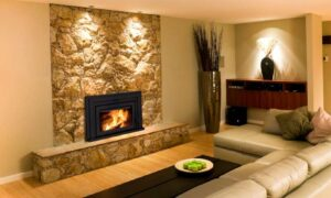Will A Fireplace Heat Basements?