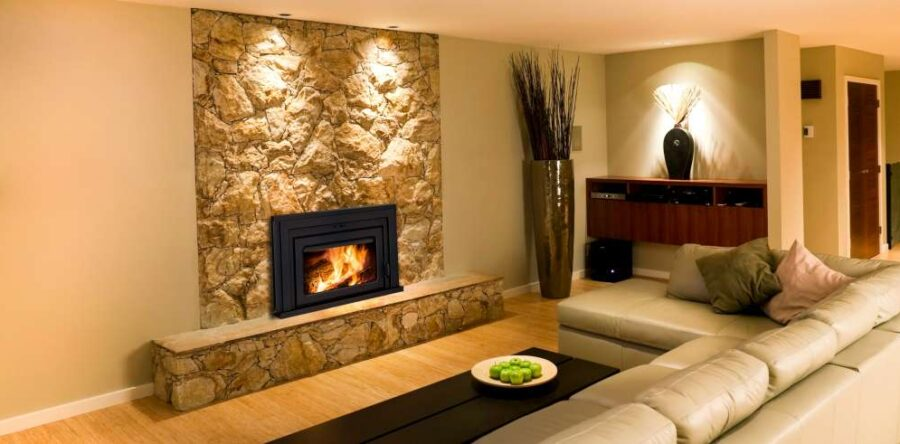 Will A Fireplace Heat Basements?