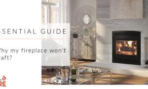 Help! My Fireplace Won't Draft