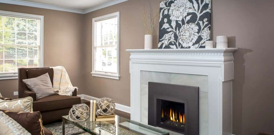 How Does a Gas Fireplace Insert Work?