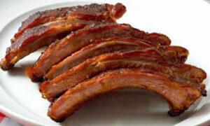 Chef Meathead Goldwyn's Maple Glazed BBQ Rib Recipe