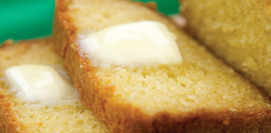 Chef Rob Rainford's Grilled Cornbread