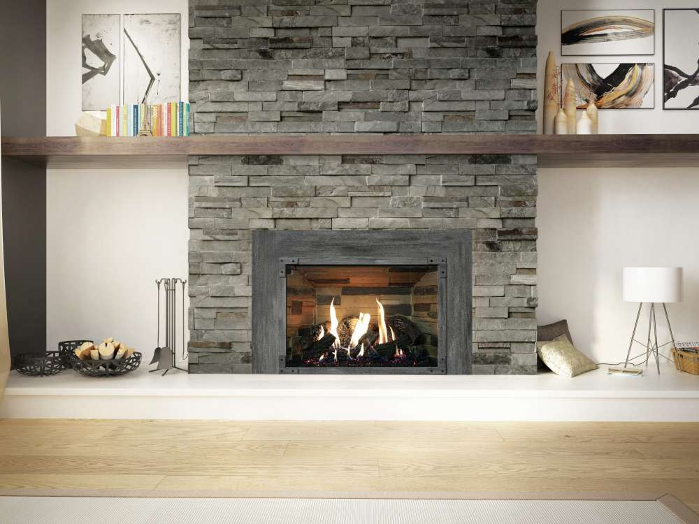 How does a chimney work? Ambiance Inspiration 34 Citadel Silver Birch gas insert