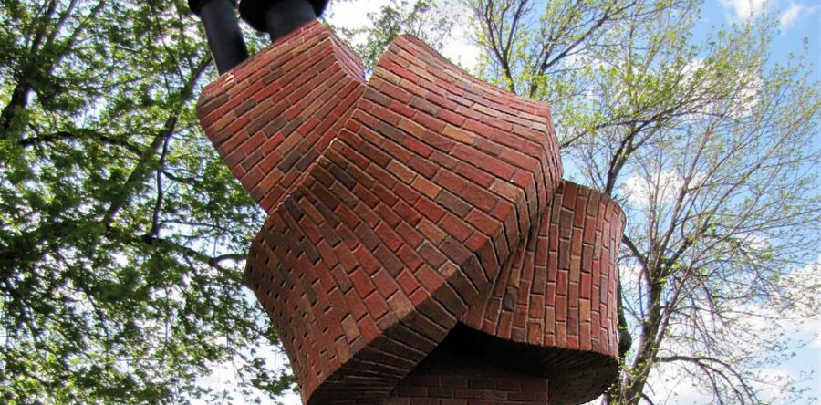 Can my fireplace flue be angled?