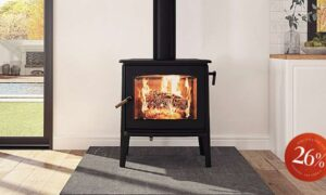The 2021 Federal 26% Tax credit on Wood & Pellet Stoves