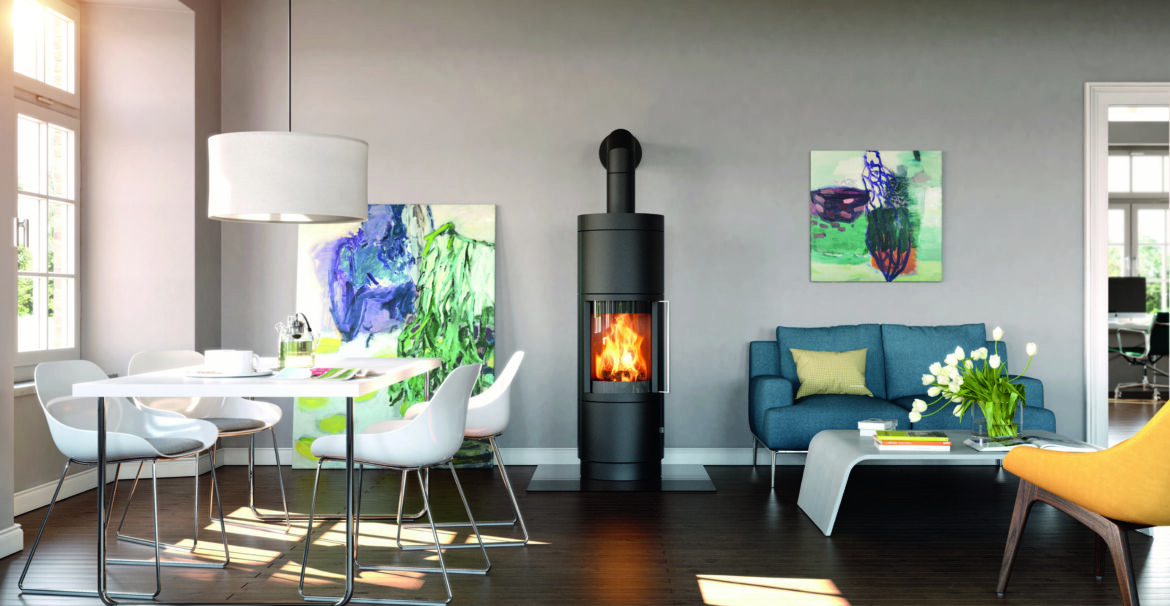 Hearthstone Bari Plus 8172 wood stove eligible for 2021 25d US Federal tax credit