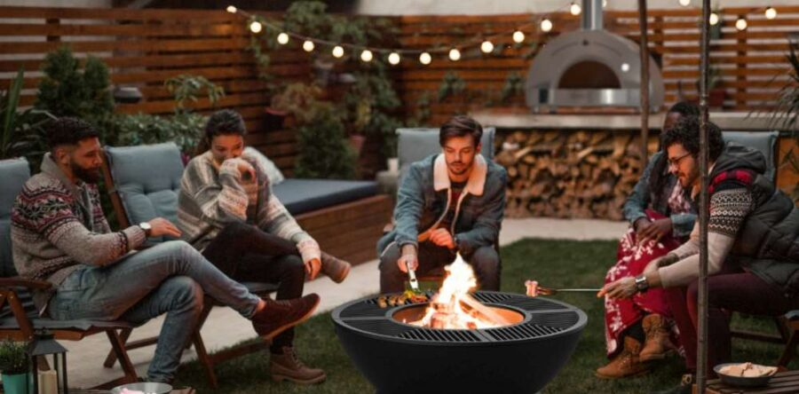 How to Host the Best Social Distancing Summer BBQ Ever!