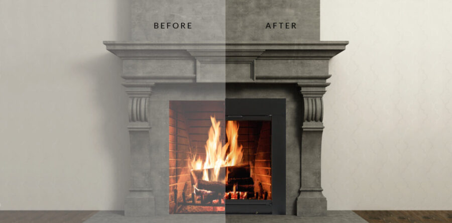 Why Fireplace Doors?