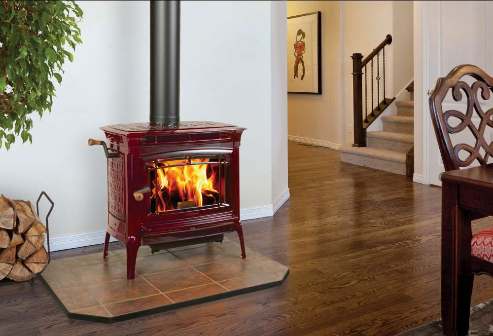 Hearthstone Manchester wood stove eligible for 2021 25d US Federal tax credit
