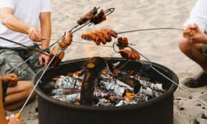 Have Fun Cooking on Your Outdoor Fireplace