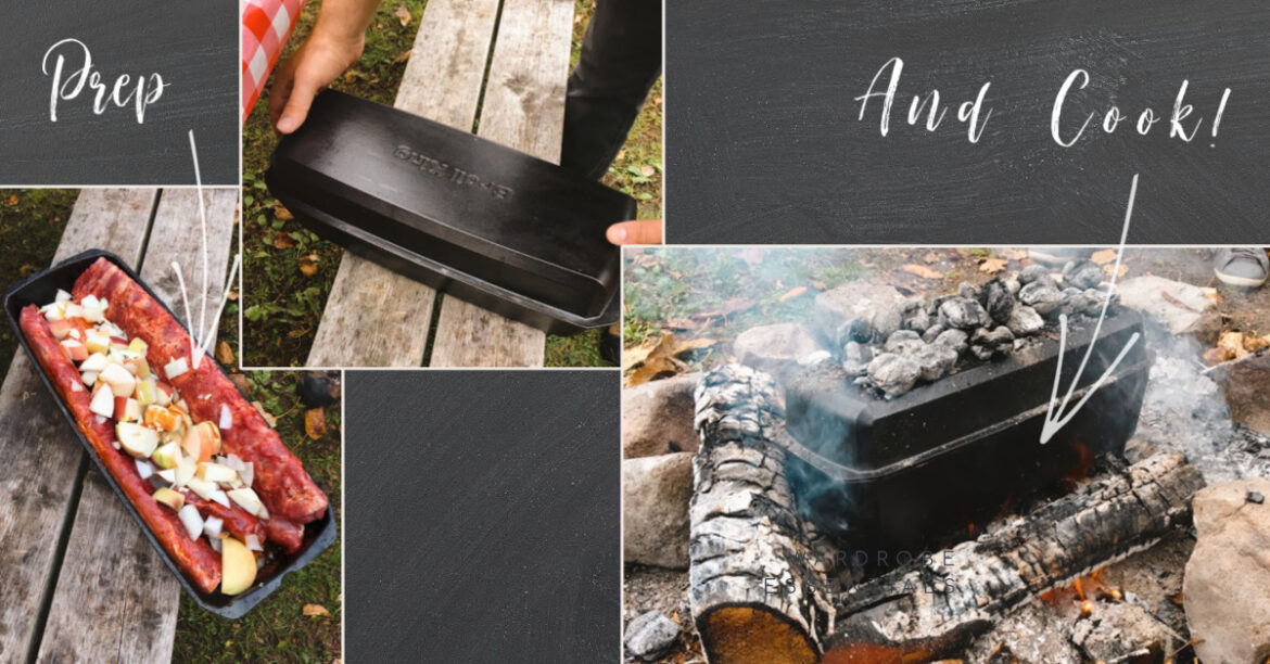 Can you cook ribs on a fire pit? How to cook on your outdoor fireplace? Cooking on your firepit at home or camping!