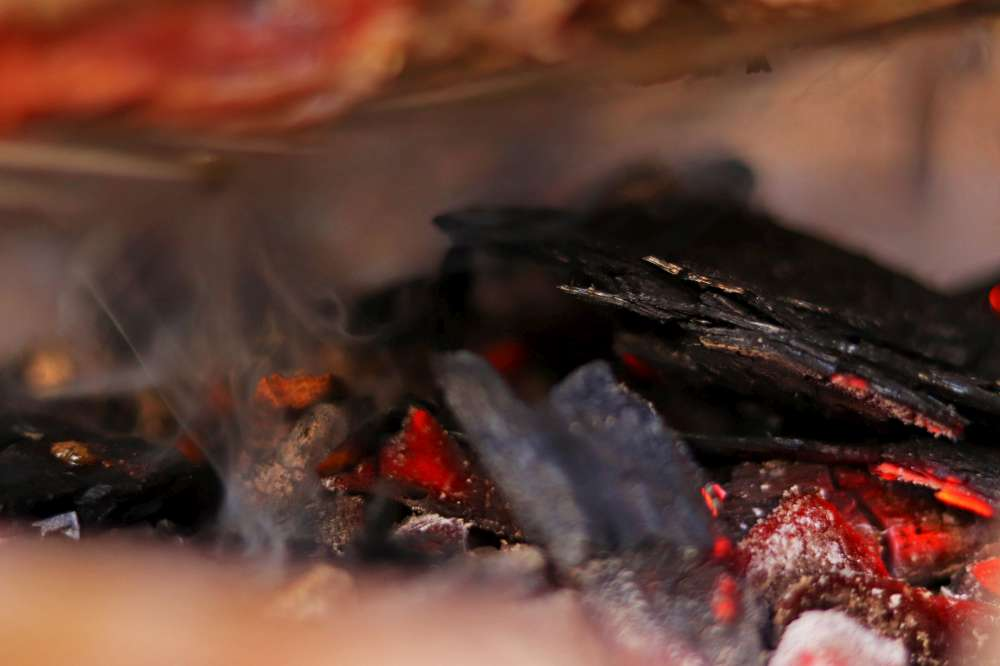 Wood chips on charcoal provide new flavors to your food. How to cook ribs low n slow on the grill?