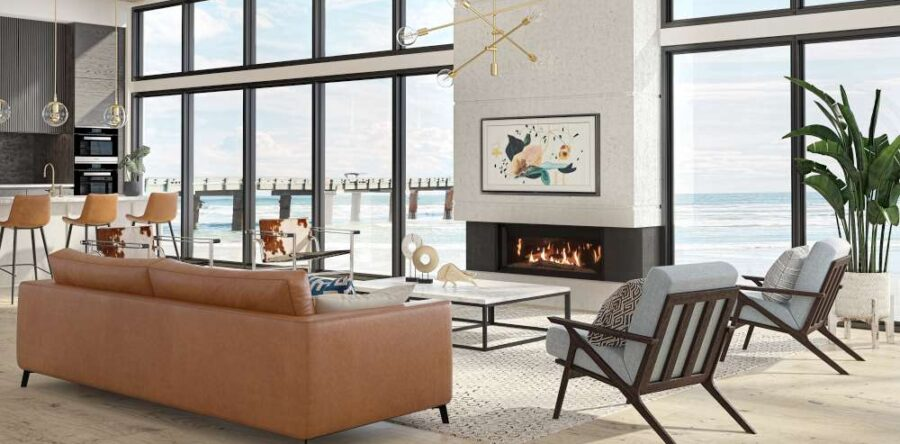 How Gas Fireplaces Work