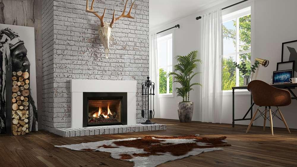 Ambiance Inspiration gas fireplace insert! What size fireplace do I need?